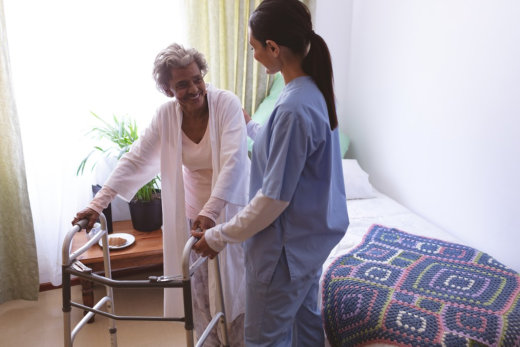 Personal Assistance: Critical Services for Seniors