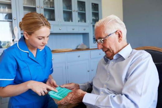 Senior Health: Understanding Your Medications